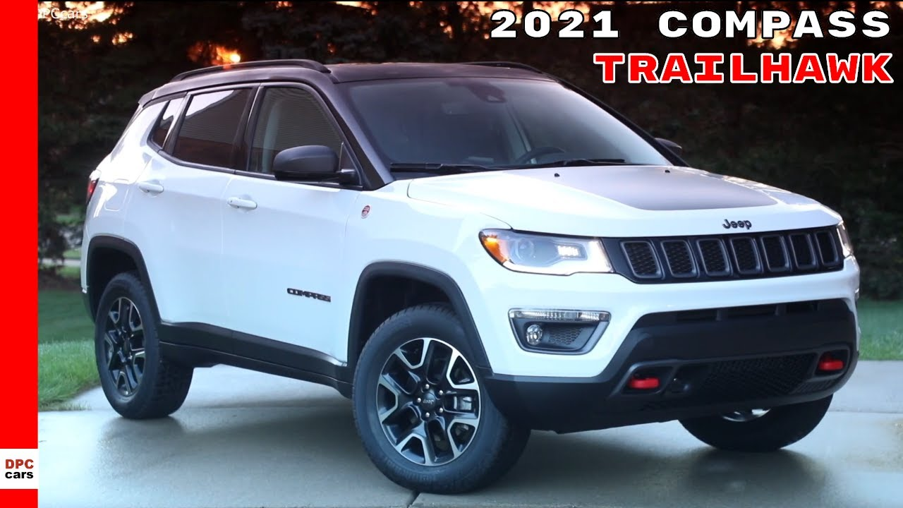 4 Jeep Compass Trailhawk