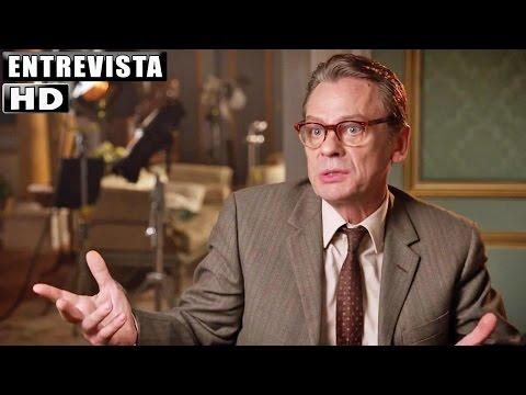 EL AGENTE DE C.I.P.O.L. Entrevista (Sylvester Groth) Subtitulado