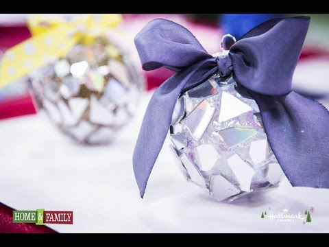 Upcycled CD's and DVD's    Christmas Ornaments
