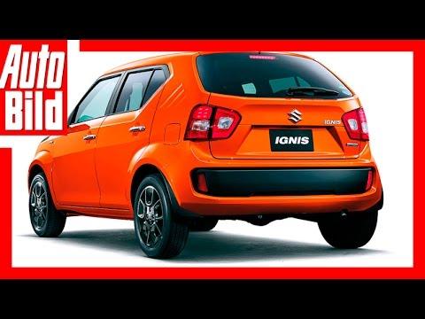 Suzuki Ignis (2016) - Comeback/Details