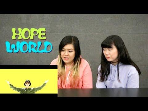 REACTION TO J-HOPE DAYDREAM MV & MIXTAPE