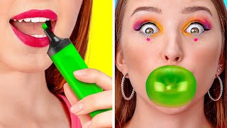 TOO COOL FOR SCHOOL?    Surprise Your Friends With These Cool School Supplies Ideas And Hacks