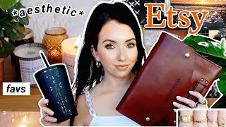 Etsy THINGS YOU NEED TO TRY! Underrated Aesthetic ETSY FAVORITES