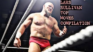 [WWE] Lars Sullivan-Top Moves Compilation