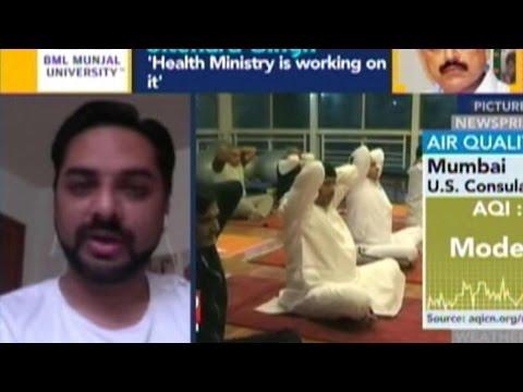 Yoga Gaining Popularity In Pakistan