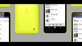 Windows Phone 8.1 (GDR1) on NOKIA Lumia 630 DUAL SIM