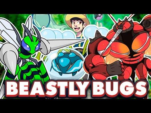 BEASTLY BUGS! MonoBug Pokemon Showdown Live | Pokemon Sun and Moon Overused Tier!