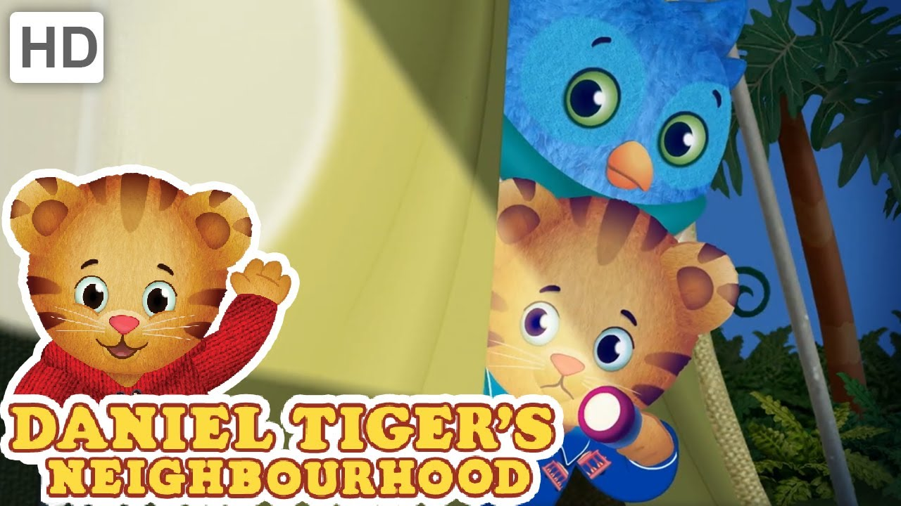 Daniel Tiger - Backyard Camping (Clip) | Videos for Kids