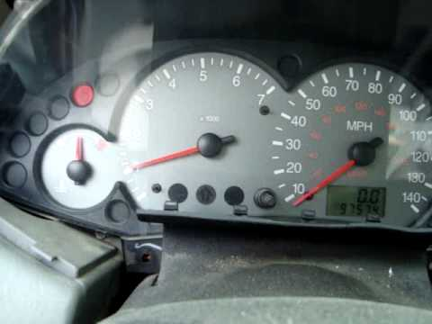 Car Dies While Driving  Ford Focud