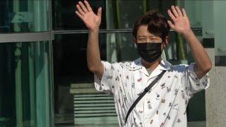 210721 #토니안 'TV동물농장' 녹화 목동sbs 퇴근