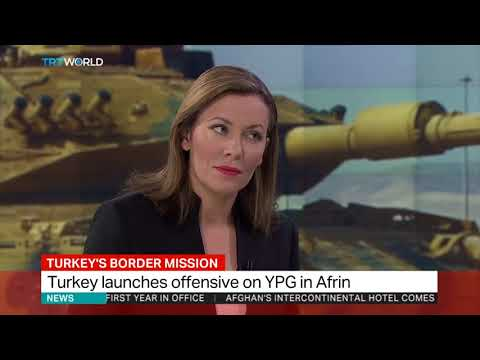 What to expect with Turkey's Operation Olive Branch in Afrin