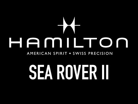 Hamilton Sea Rover II - Vintage Watch Review