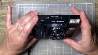 필름카메라 캐논 오토보이2 사용기 /canon auto…