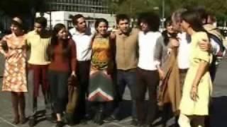 Graban en Reforma la marcha del silencio del 68