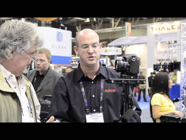 Setting up and using the Glidecam HD2000 Part 2: Vertical Balance