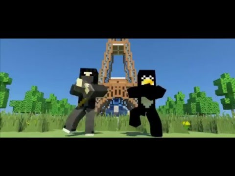 Minecraft Style 1H