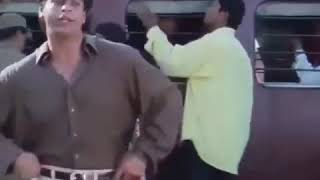Sharukh  snd kajol flirting  comedy 😆😆😆😆😆