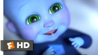 Megamind (2010) - Baby Megamind Scene (1/10) | Movieclips