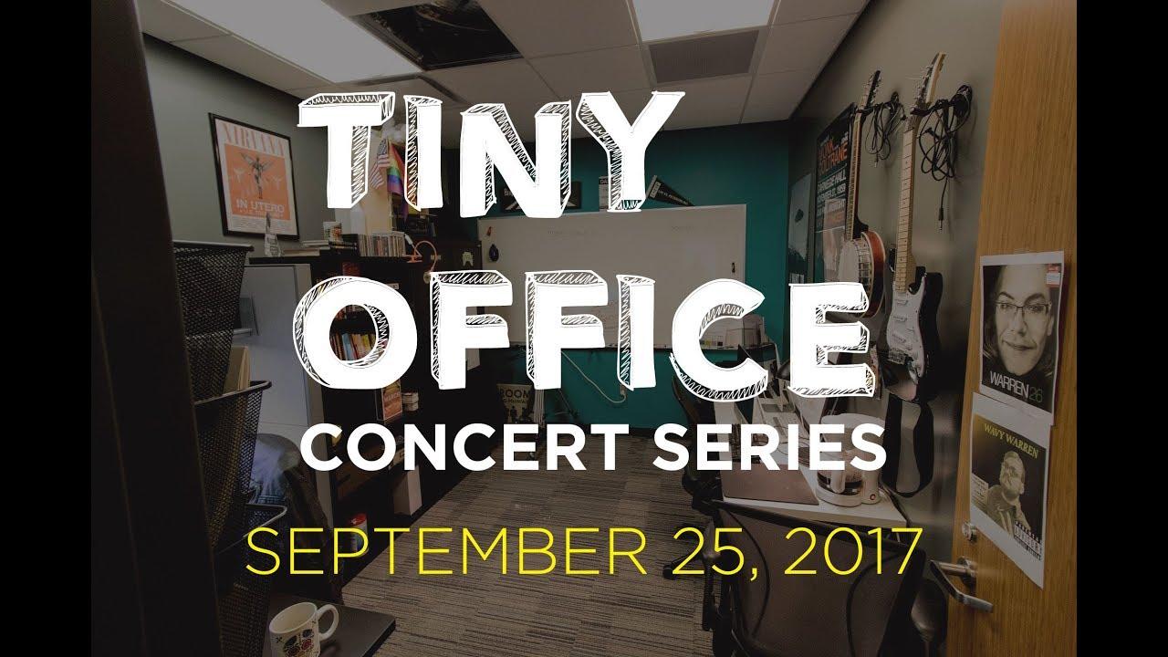 Tiny Office Tour