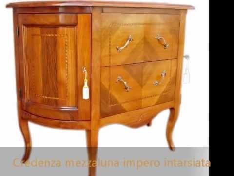 Mobili classici in stile antico credenze madie classiche for Mondo convenienza madie classiche