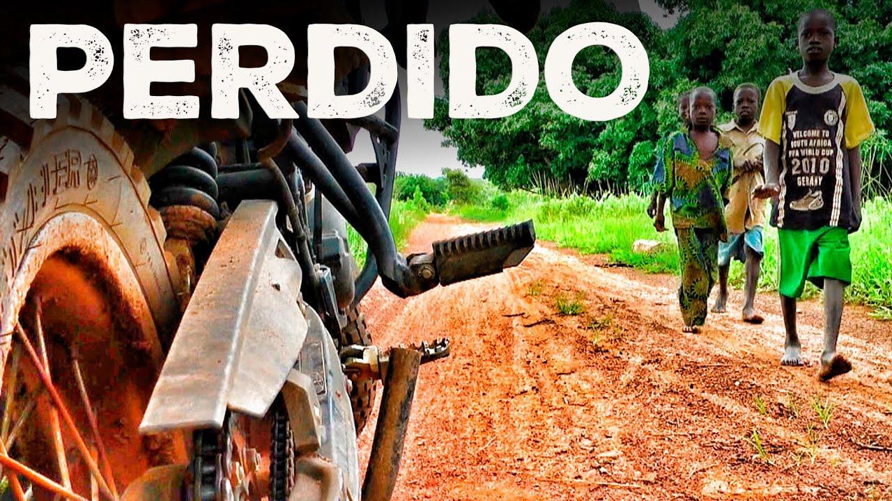 La LIBERTAD de VIAJAR en ÁFRICA | Buscando pueblo troglodita | S02/E03 | VUELTA AL MUNDO EN MOTO