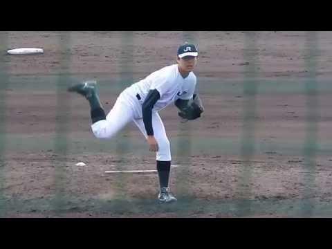 2016.4.19 JR東日本・永谷 暢章投手
