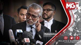 TERKINI : Hakim Tolak 'Gag Order' - Shafee Abdullah