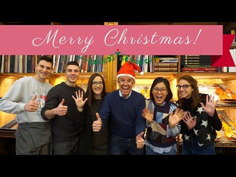 Christmas Card from Edgar Russ & Team 🎄🎻
