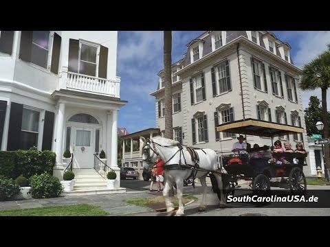 Eine Reise durch die faszinierende Kultur South Carolinas