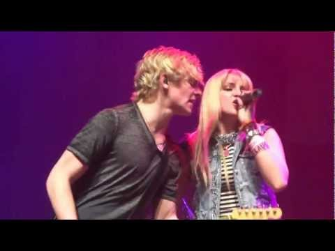 Shut Up and Let Me Go (Cover) - R5 (East Coast Tour)