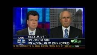 10/5/09 Fmr Australian PM Howard: Losing in Afghan would embolden enemy