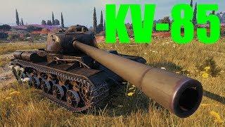 【WoT:KV-85】ゆっくり実況でおくる戦車戦Part428 byアラモンド