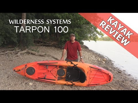 Wilderness Systems TARPON 100 Kayak Review