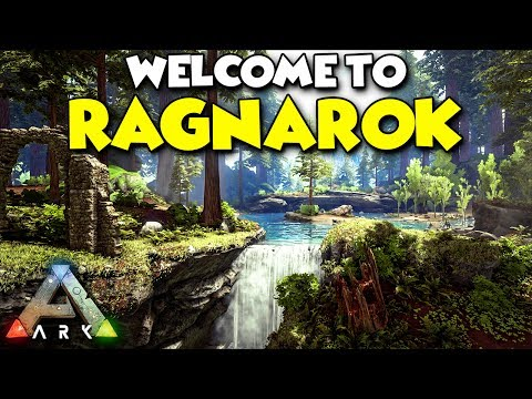 WELCOME TO RAGNAROK ( New ARK Map ) - ARK Duo Survival Series #1