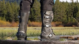 TCX X-Desert Gore Tex Boots Review | Motorcycle Superstore
