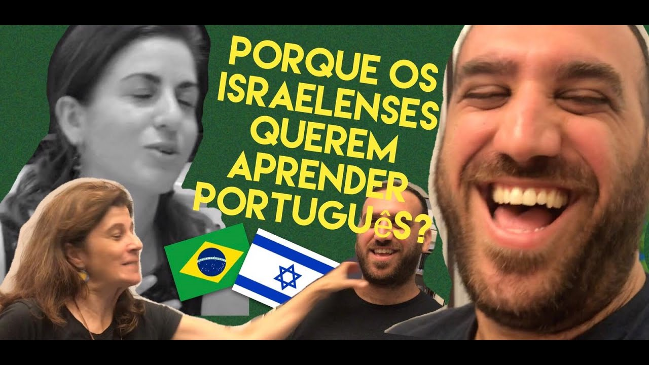 Download Porque os israelenses querem aprender português?