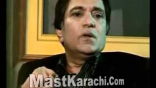 King Of Comedy Moin Akhtar Passed away | Last Moments Of Moin Akhtar | MastKarachi.Com