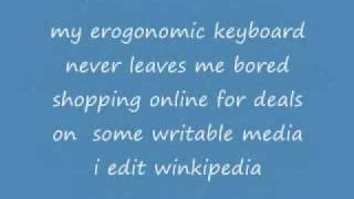 White & Nerdy lyrics
