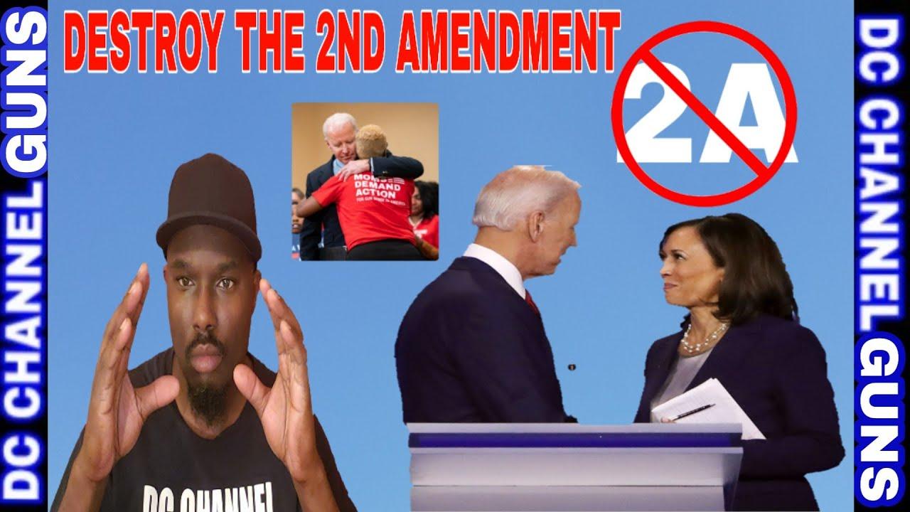 Biden Harris #2A Threats Plan #2020   GUNS