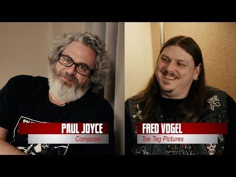 CUTAWAYS: Fred Vogel & Paul Joyce