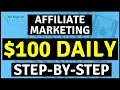 How To Get Started With Affiliate Marketing for FREE 🔥🔥 STEP by STEP