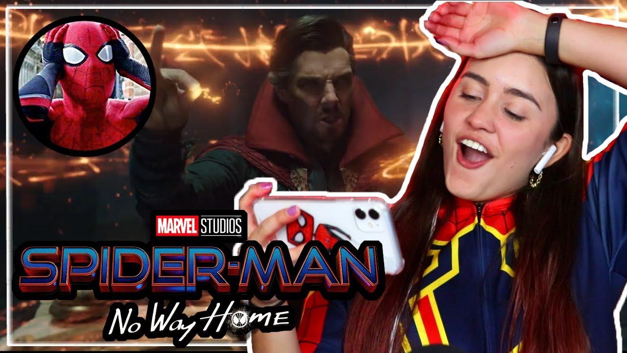 Download ¡HOLA PETER!🔥 Reacción Trailer SPIDERMAN NO WAY HOME🕷🕸 | ANDRU★