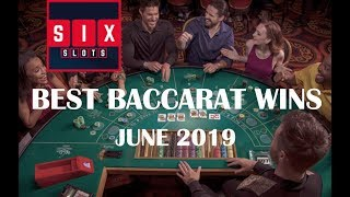 🔥BIG PROFIT - Baccarat Session Highlights ★SixSlots★🔥