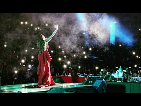 OMG!! Rise Up (w/ Whistle?)  | Morissette Amon LIVE