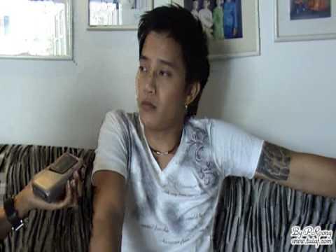 ตุ้ย ให้สัมภาษณ์เดลินิวส์ @ งานบวงสรวงละคร ผู้ใหญ่ลีกับนางมา 17/12/2008 - (3)