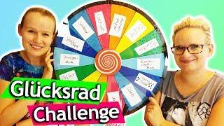 GLÜCKSRAD DIY CHALLENGE | Einfache Ideen für die Schule & Sommer DIYs selber machen |DIY Inspiration