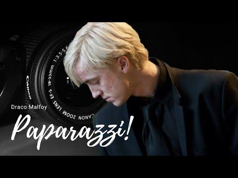 Draco Malfoy - Paparazzi!