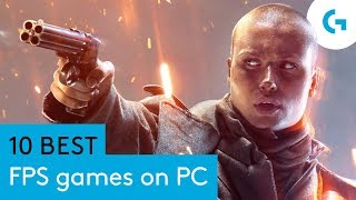 Best FPS games f๐r PC