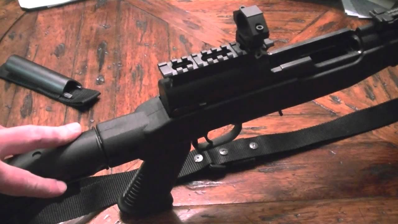 Live Sks Scope Mount Install First Impressions Youtube
