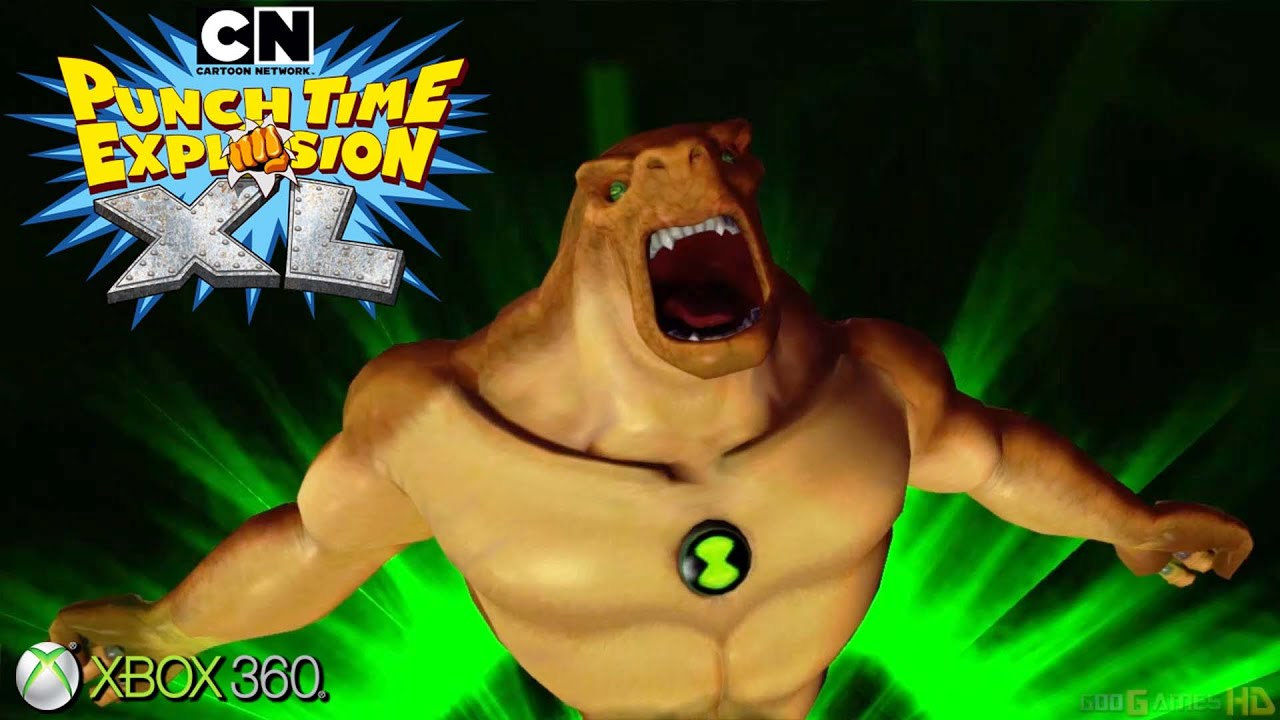 Cartoon Network Punch Time Explosion Xbox 360 Ps3 Gameplay